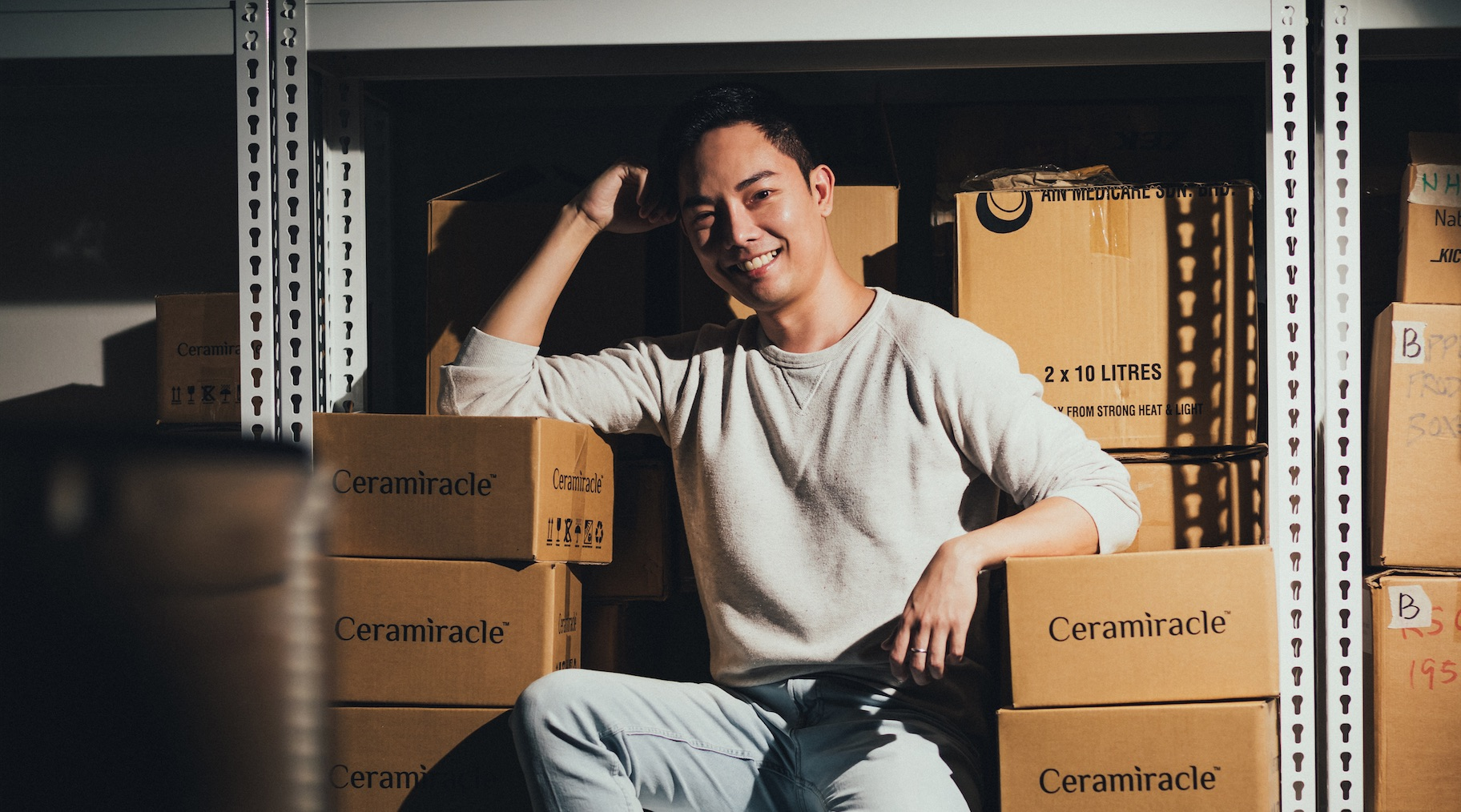 Brother x Ceramiracle: The Business of Grooming