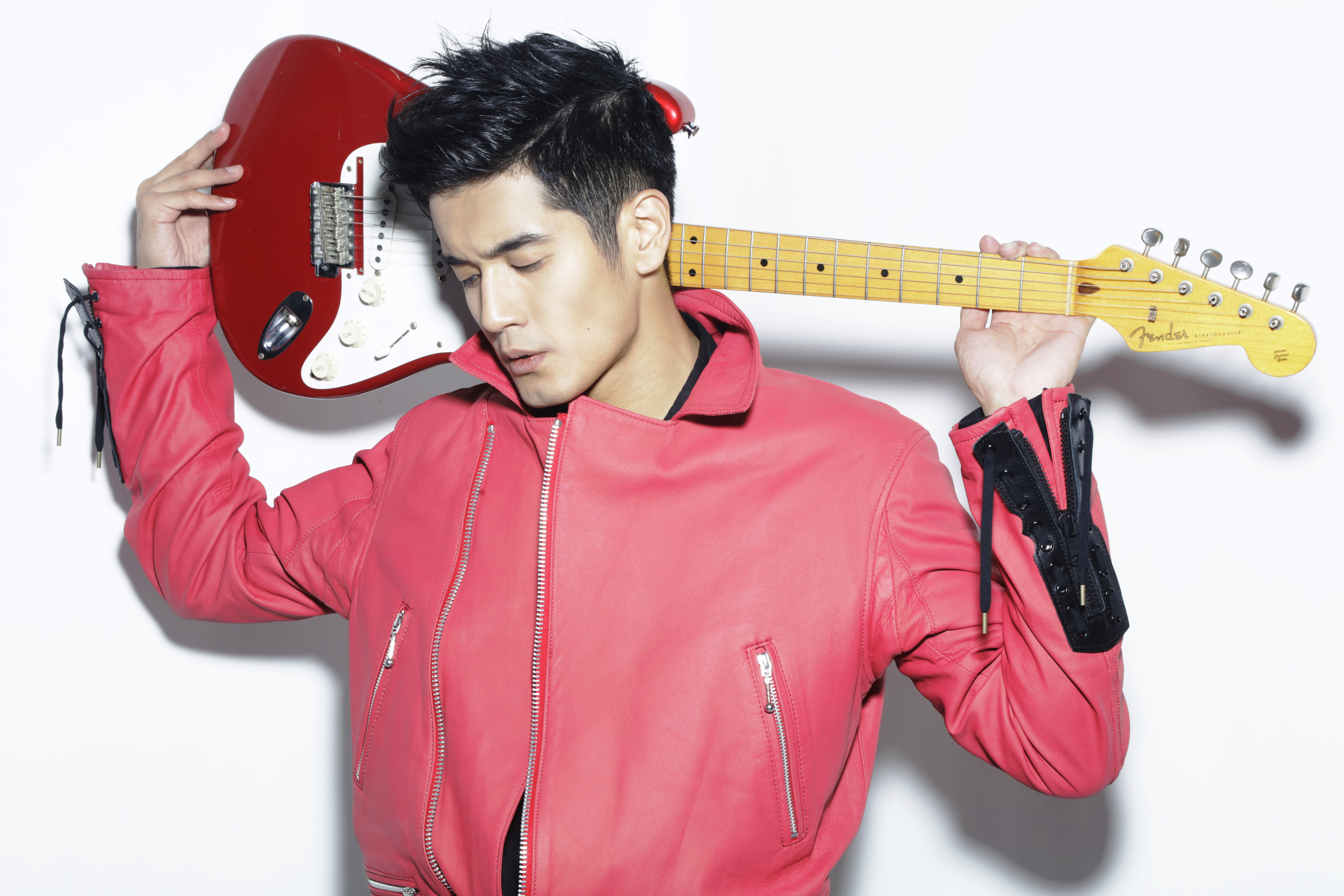 Nathan Hartono On China, Celebrity Culture & His Six Pack