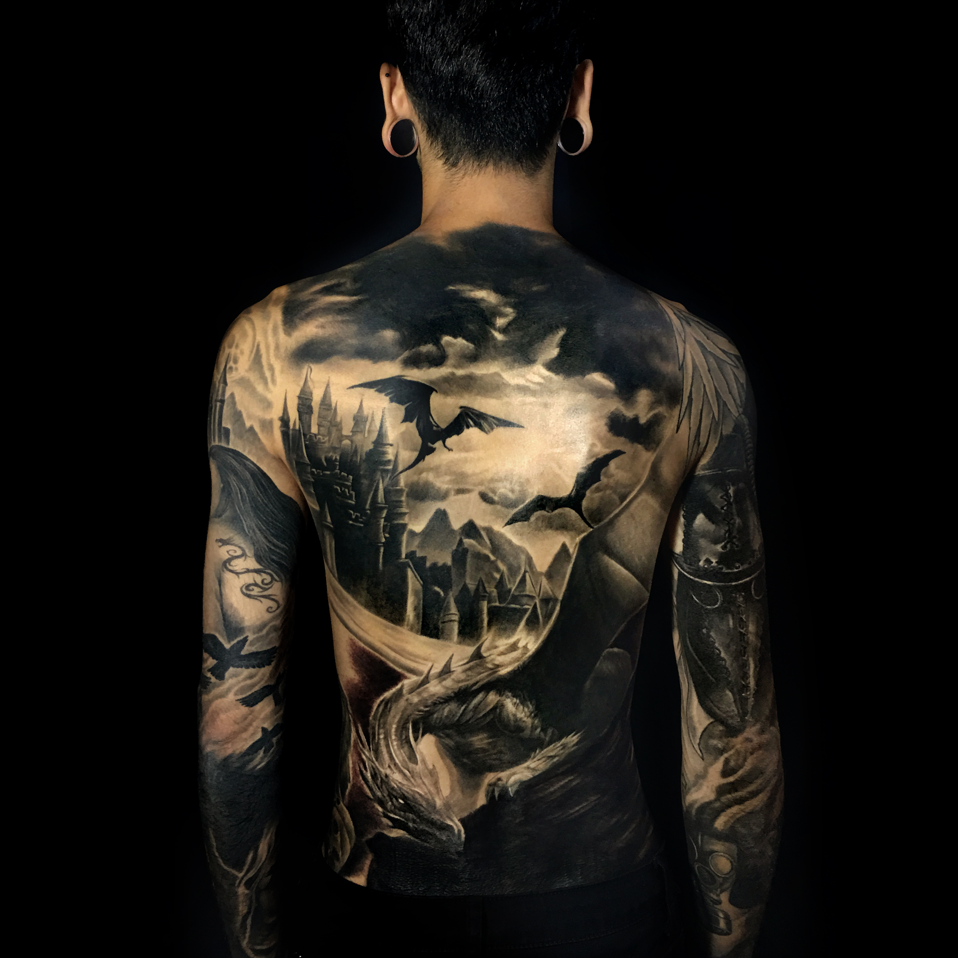 The Skin Trade: Six Tattoo Artists Share Their Stories