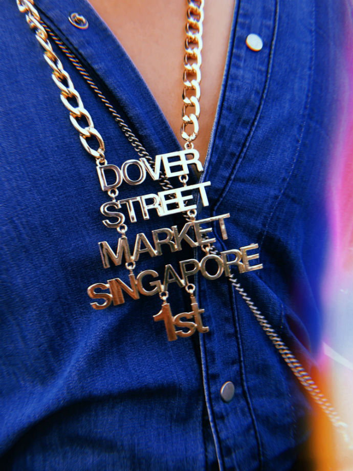 Dover Street Market Singapore Just Turned One