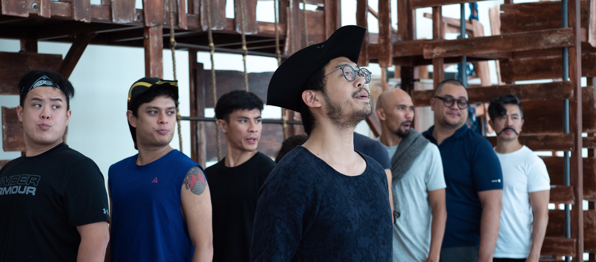 Pangdemonium brings the Peter Pan legend to Singapore