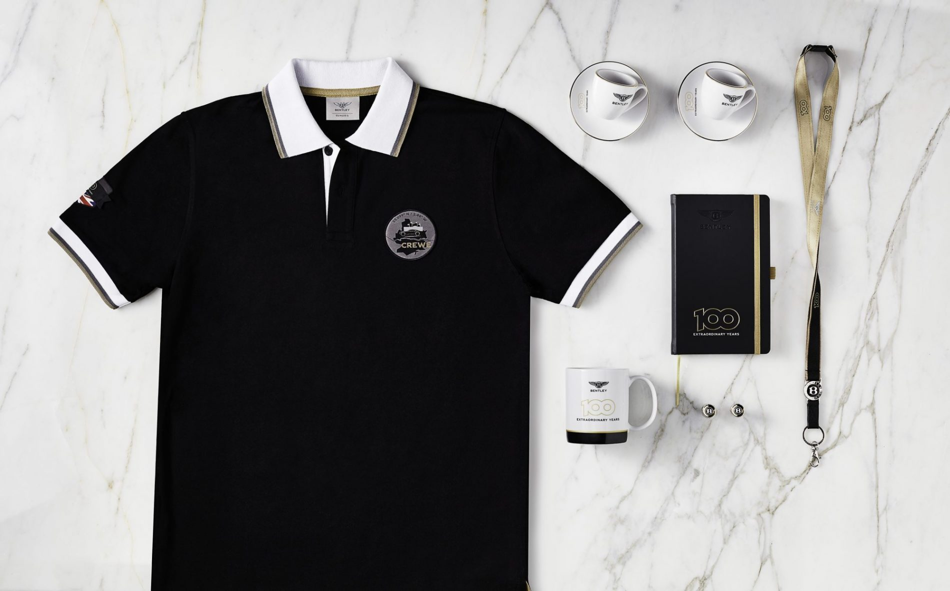 5 pieces you'll want from Bentley's swanky new Centenary Collection