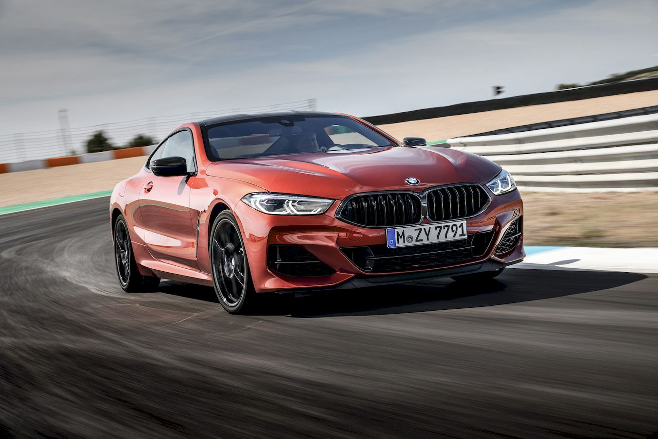 BMW is setting new standards for luxury with the M850i xDrive Coupe