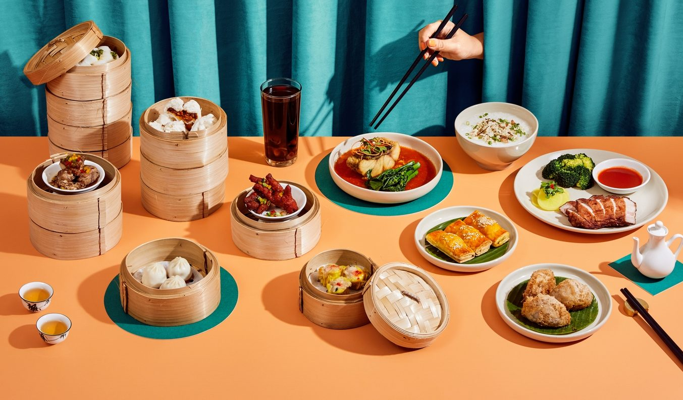 Dim sum lovers: Auntie's Wok And Steam at Andaz is offering a new weekend buffet