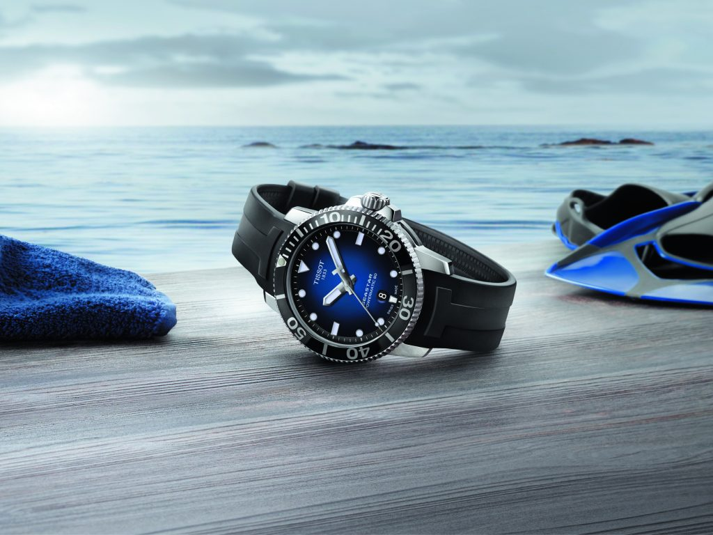 Tissot: The Seastar 1000 Brings You to Another World