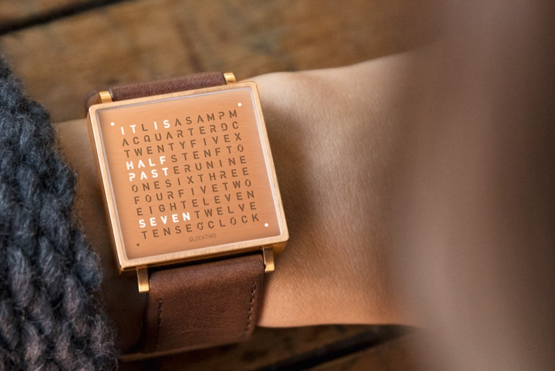 These revolutionary watch faces change the way you tell time