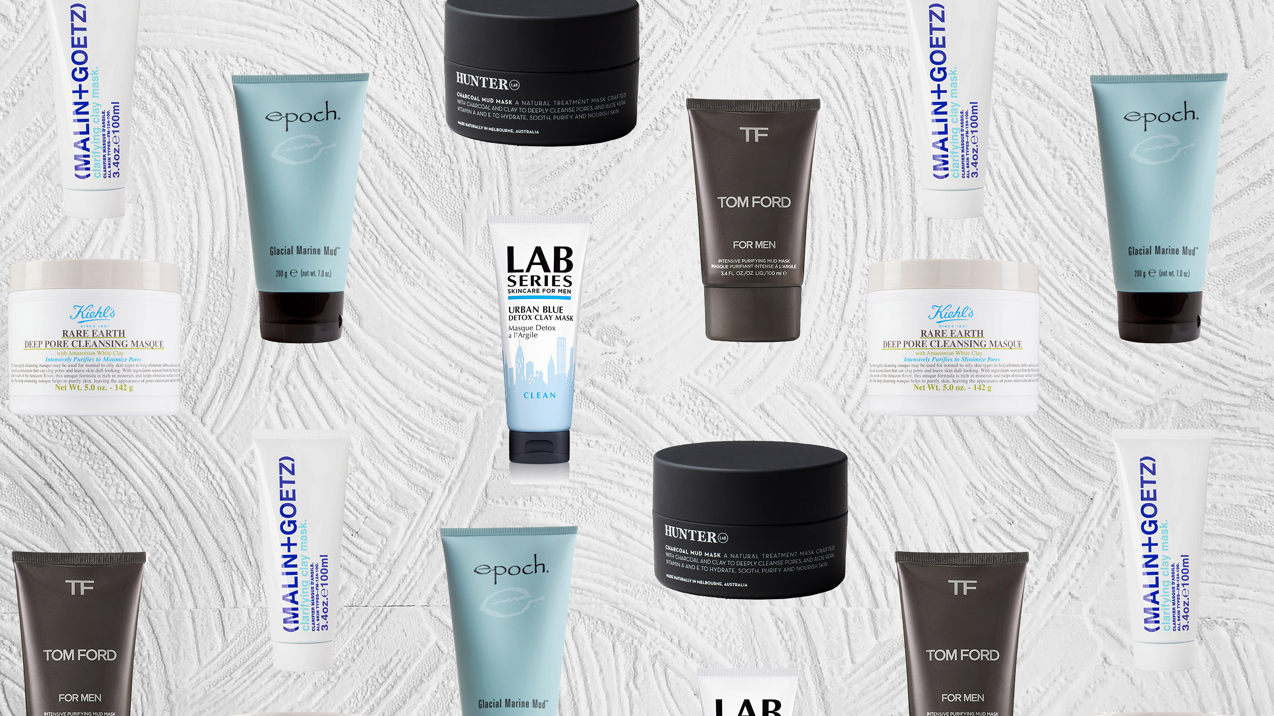 The best facial mud masks to detoxify your skin with