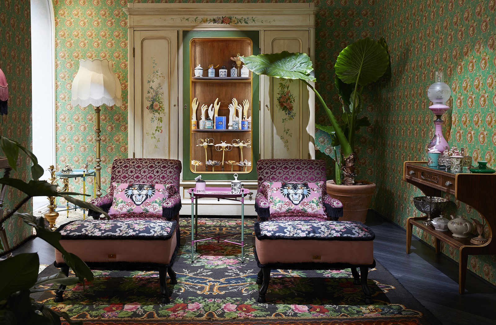 7 luxury fashion labels breaking into the home interiors market