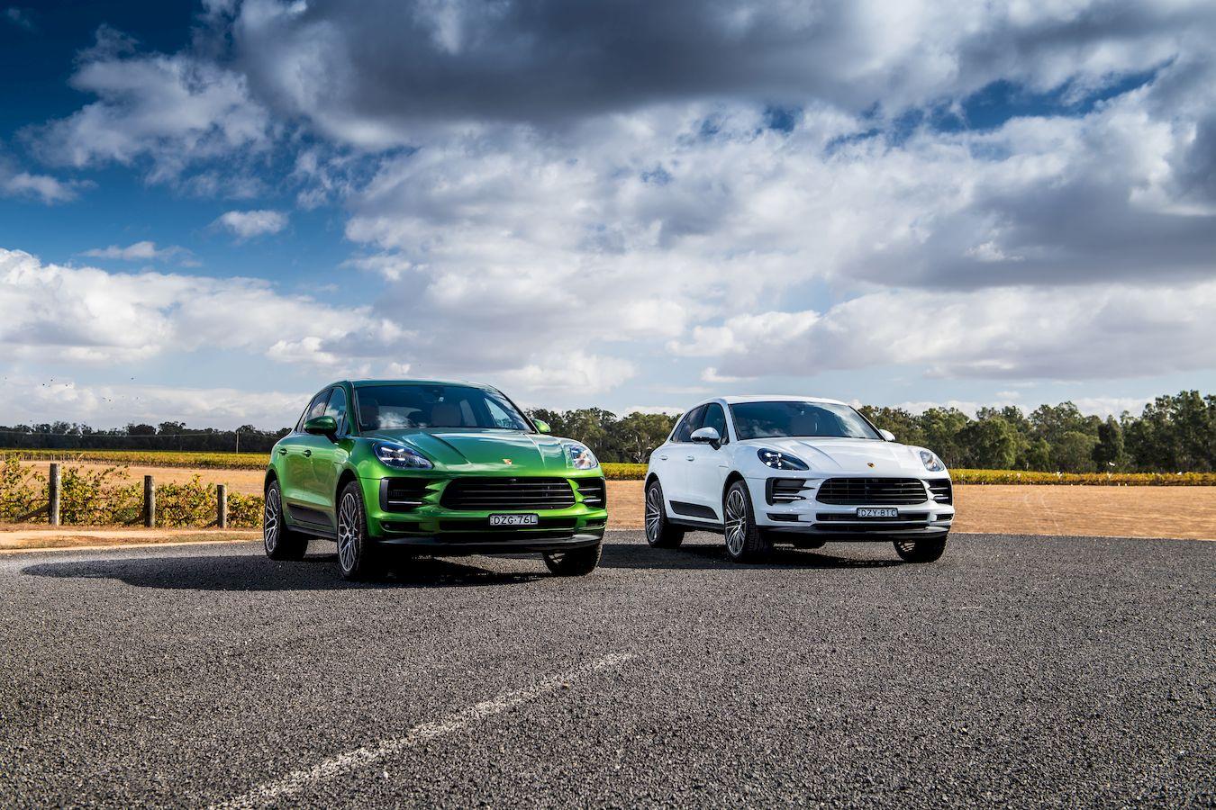 Test drive: The new Porsche Macan