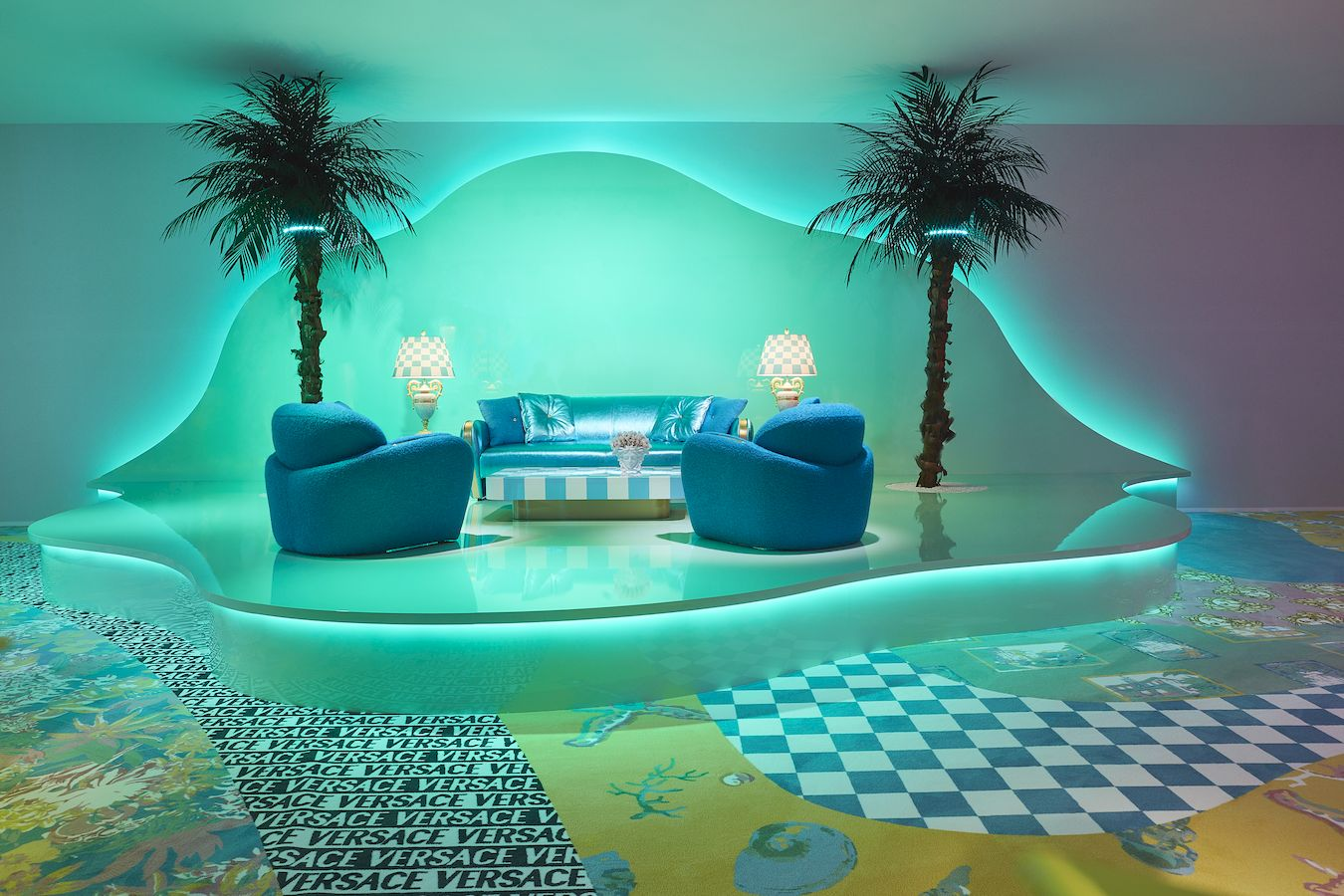 Elevate your residence with these pieces from the Versace Home Collection 2019
