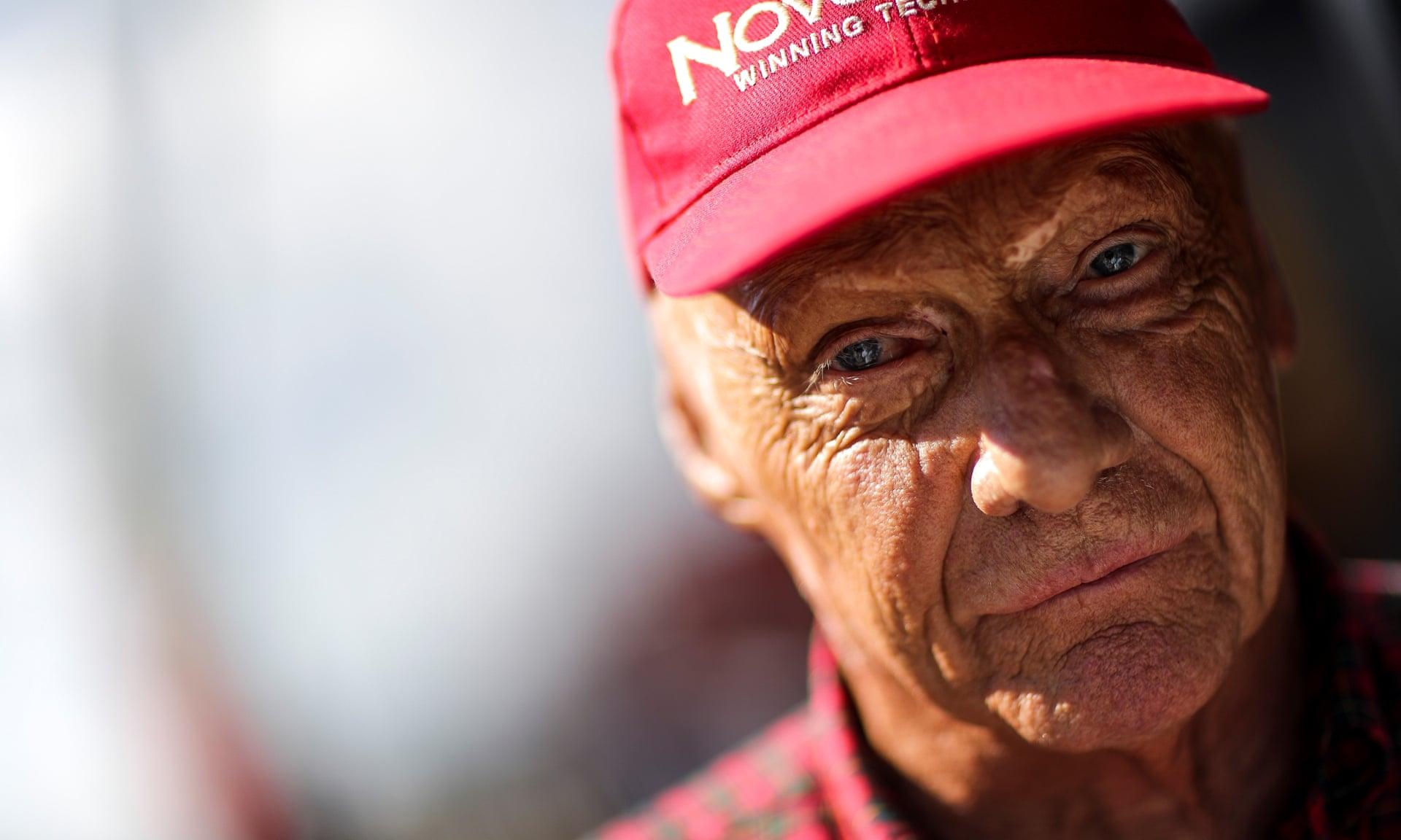 Three-time Formula 1 world champion Niki Lauda dies at 70