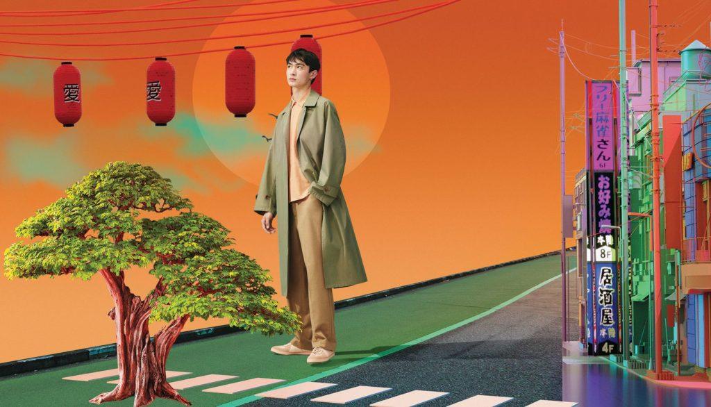 Mr Porter X The Japan Edit