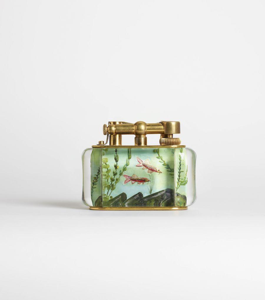 Dunhill Aquarium Lighters