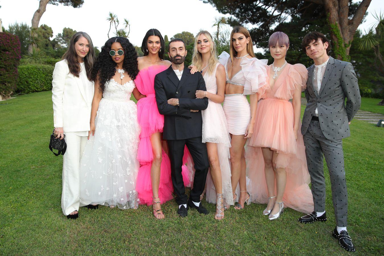 Giambattista Valli X H&M collaboration debuts designer's very first menswear line