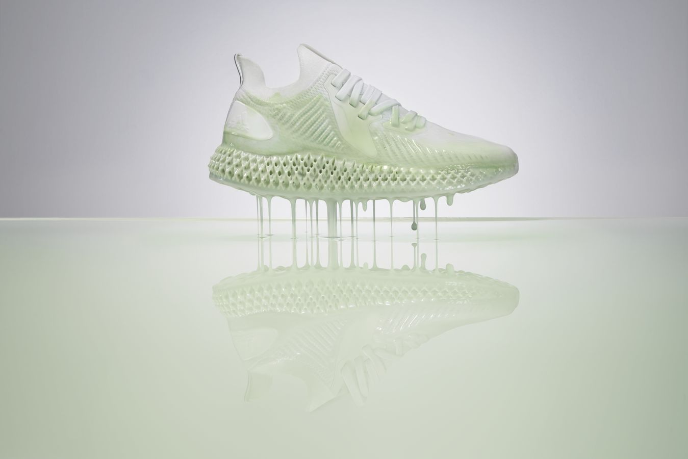 Here's a peek at the new Adidas Alphaedge 4D series
