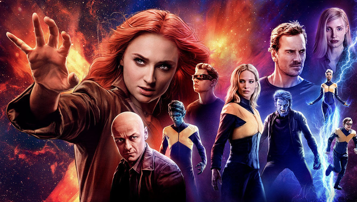 X-Men: Dark Phoenix Is a Decent Entry That Marks the End of a Franchise
