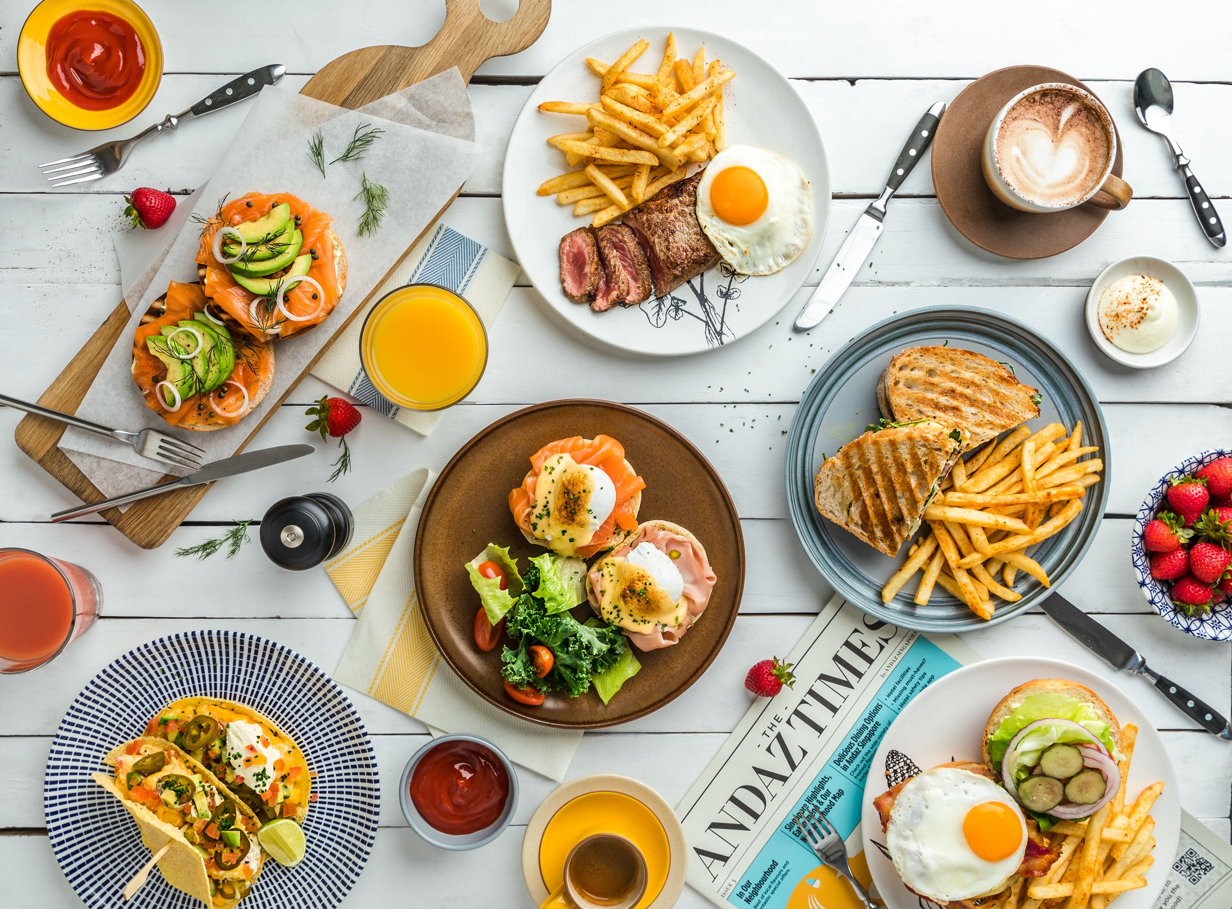 5 new restaurants and menus to try in Singapore in June 2019