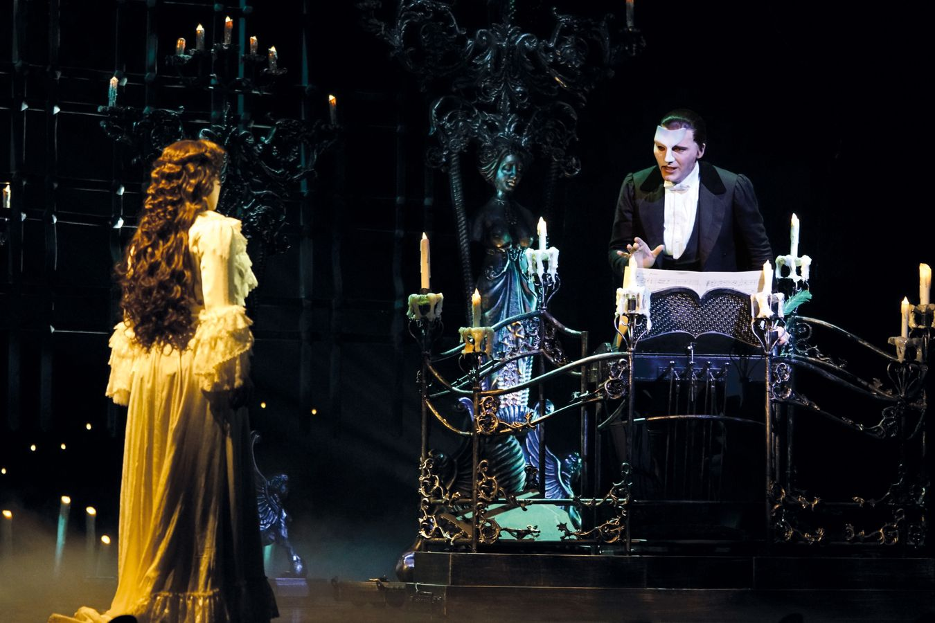 Everything you need to know about The Phantom of the Opera that's opening in KL this weekend