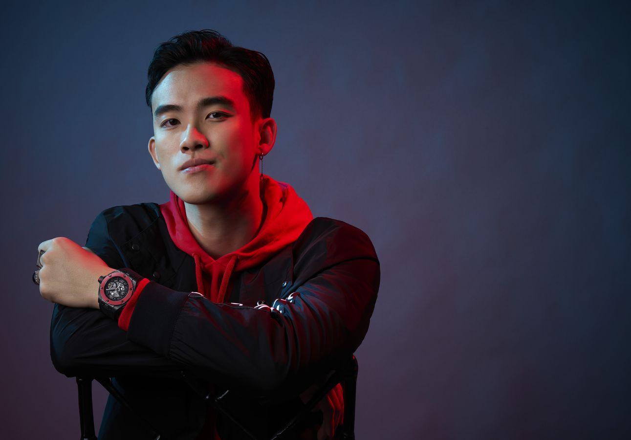 DJ Myrne's world class act elevates him as Singapore's first Friend of Hublot