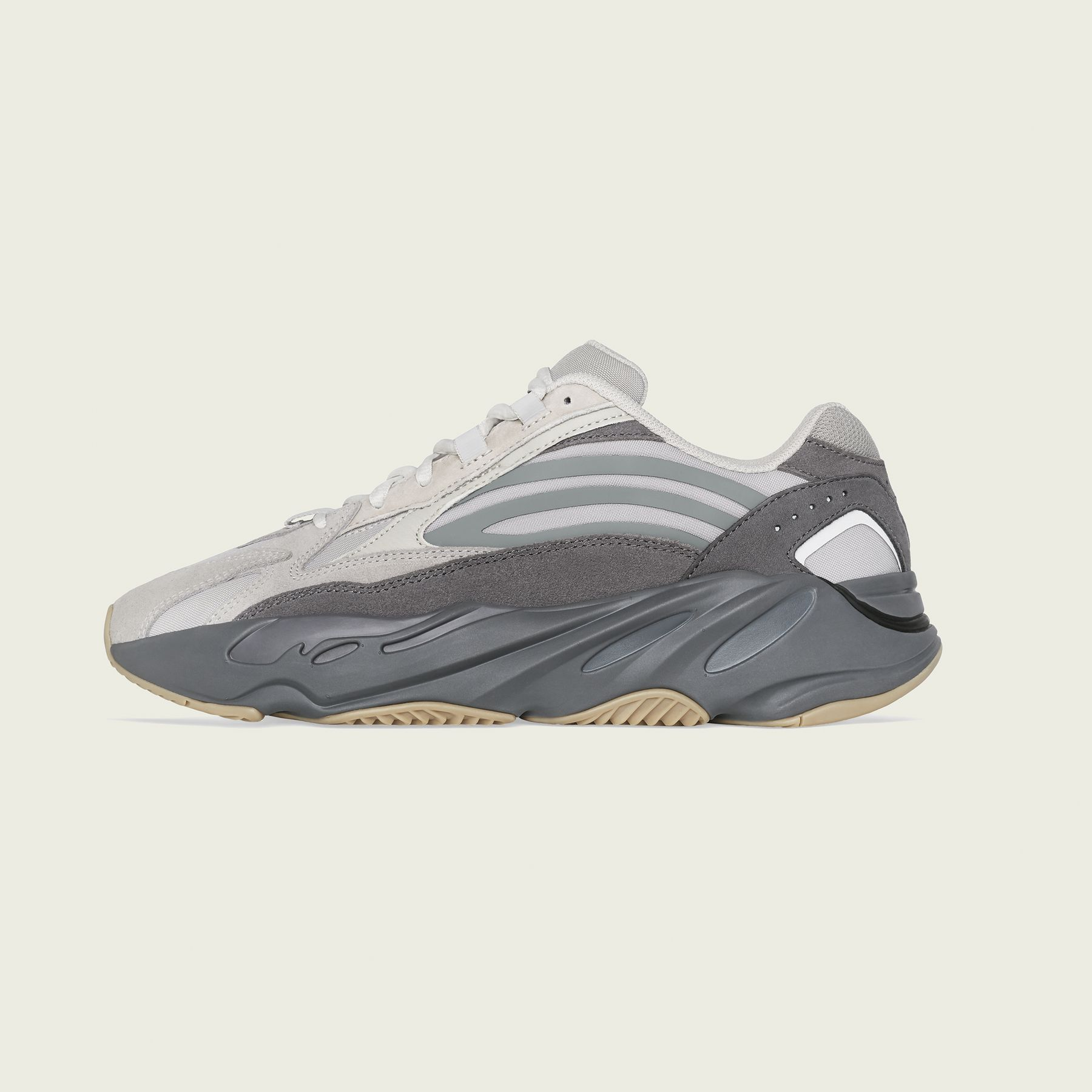 The  Adidas Yeezy Boost 700 Tephra V2 has arrived