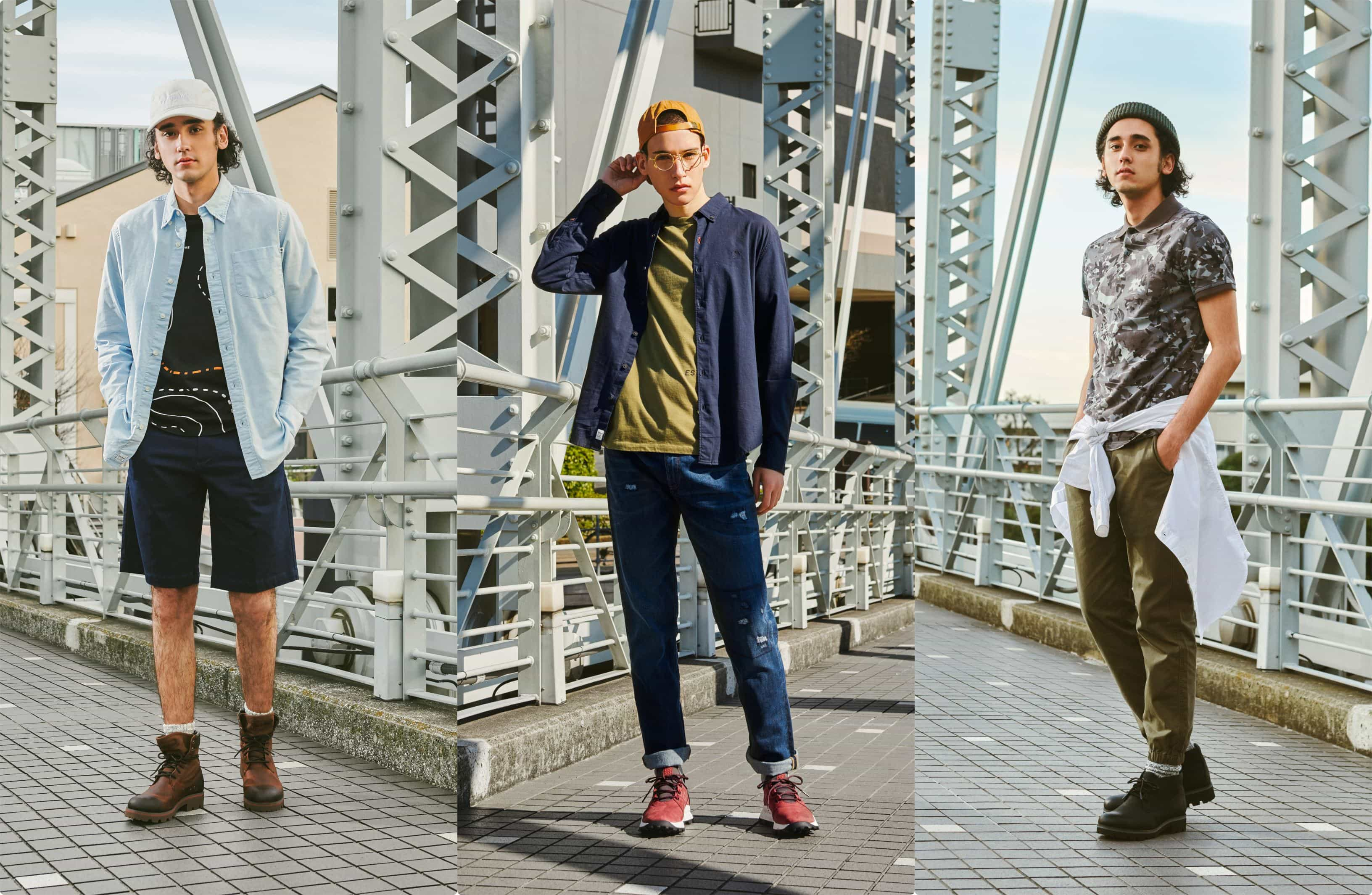 Timberland's Brooklyn Reboot Collection is your ticket to becoming a natural born hero
