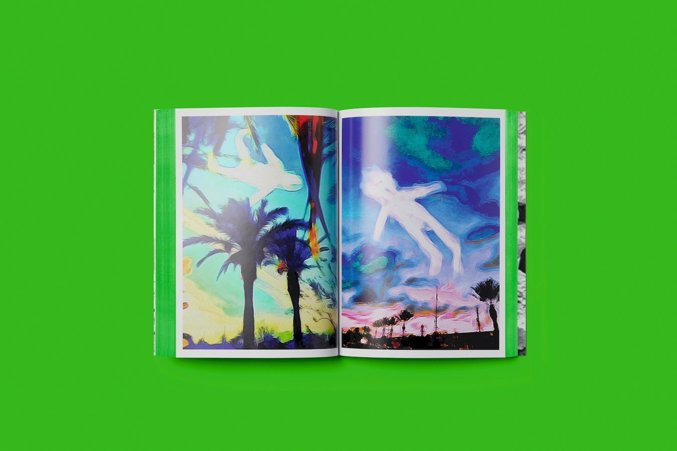 Gucci released a limited edition photo-book by Harmony Korine for its pre-fall collection