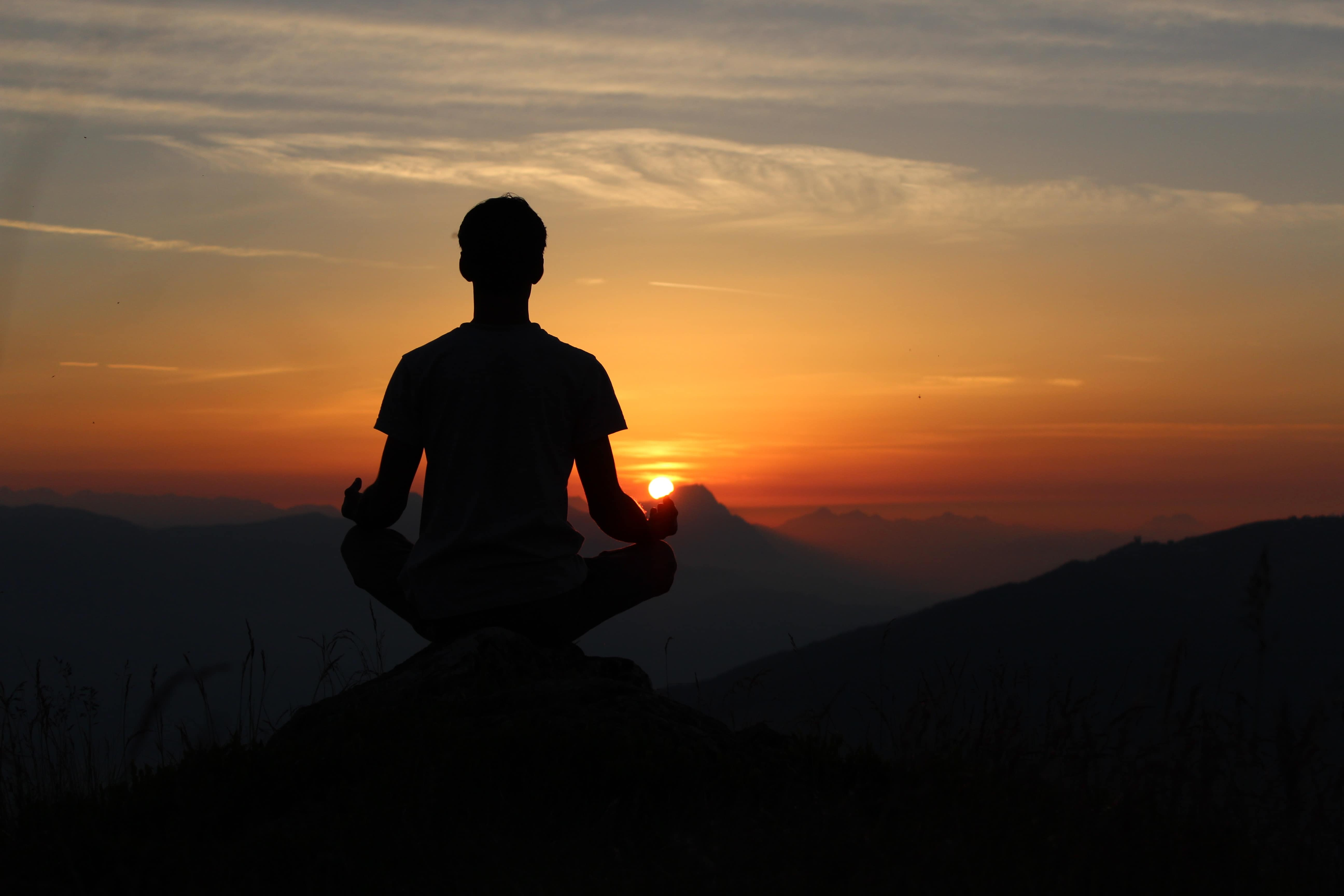 Can you meditate the fat away?
