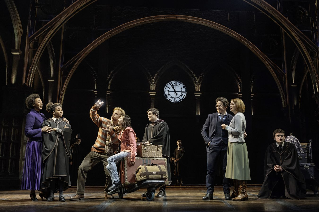 The Magical Story Continues with Harry Potter and the Cursed Child