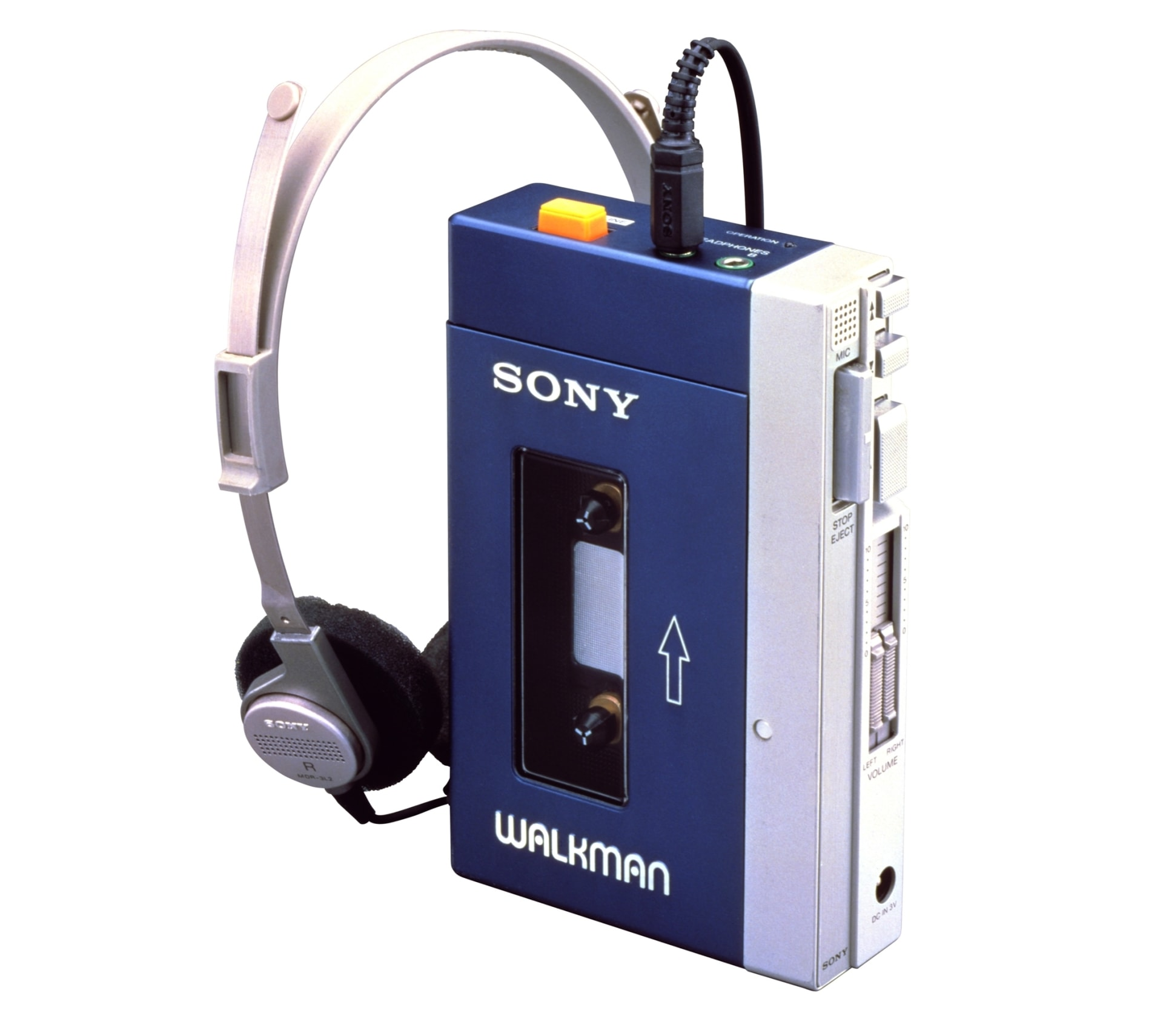 The Sony Walkman is now 40 years old