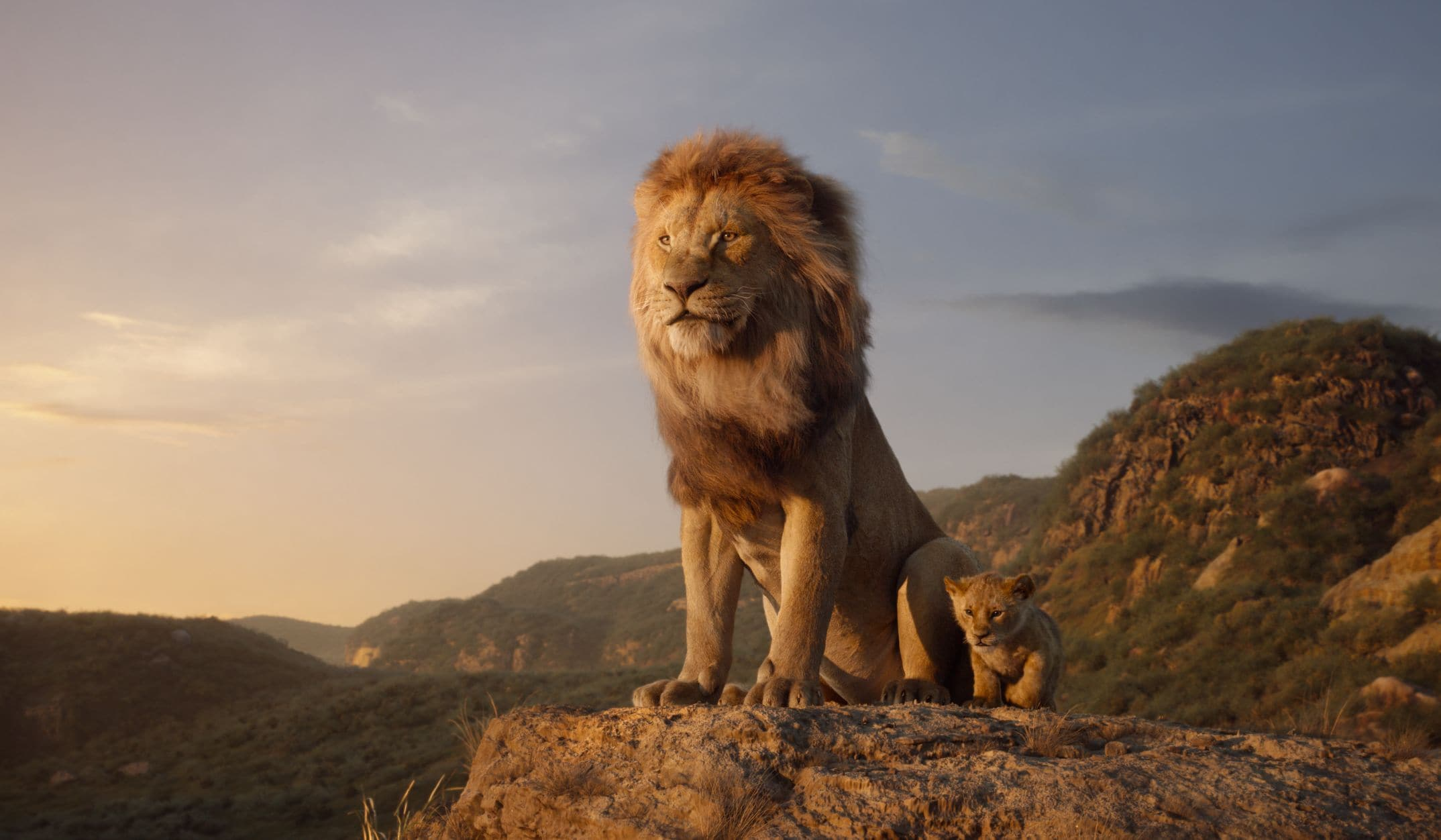 Movie review: The Lion King is a visually stunning makeover that plays it safe