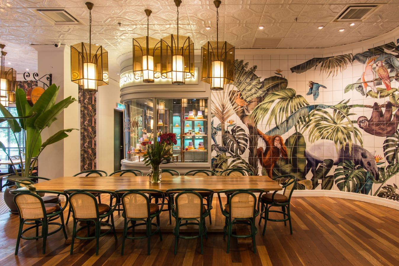 Feast on with Bo All Day Dining's Gastronomic Offerings