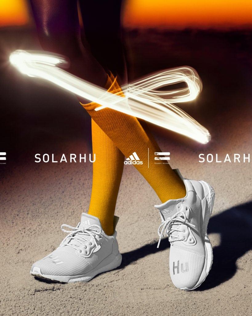 Adidas SolarHu Greyscale