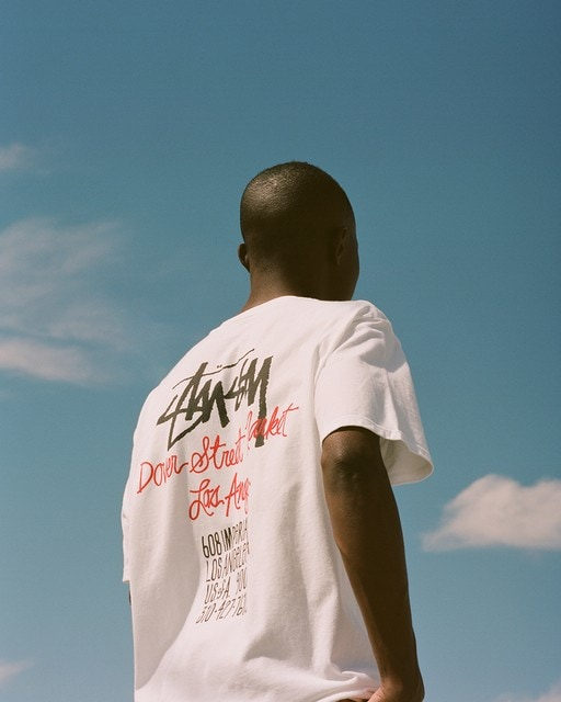 Stüssy x Carhartt WIP for a limited edition workwear collection