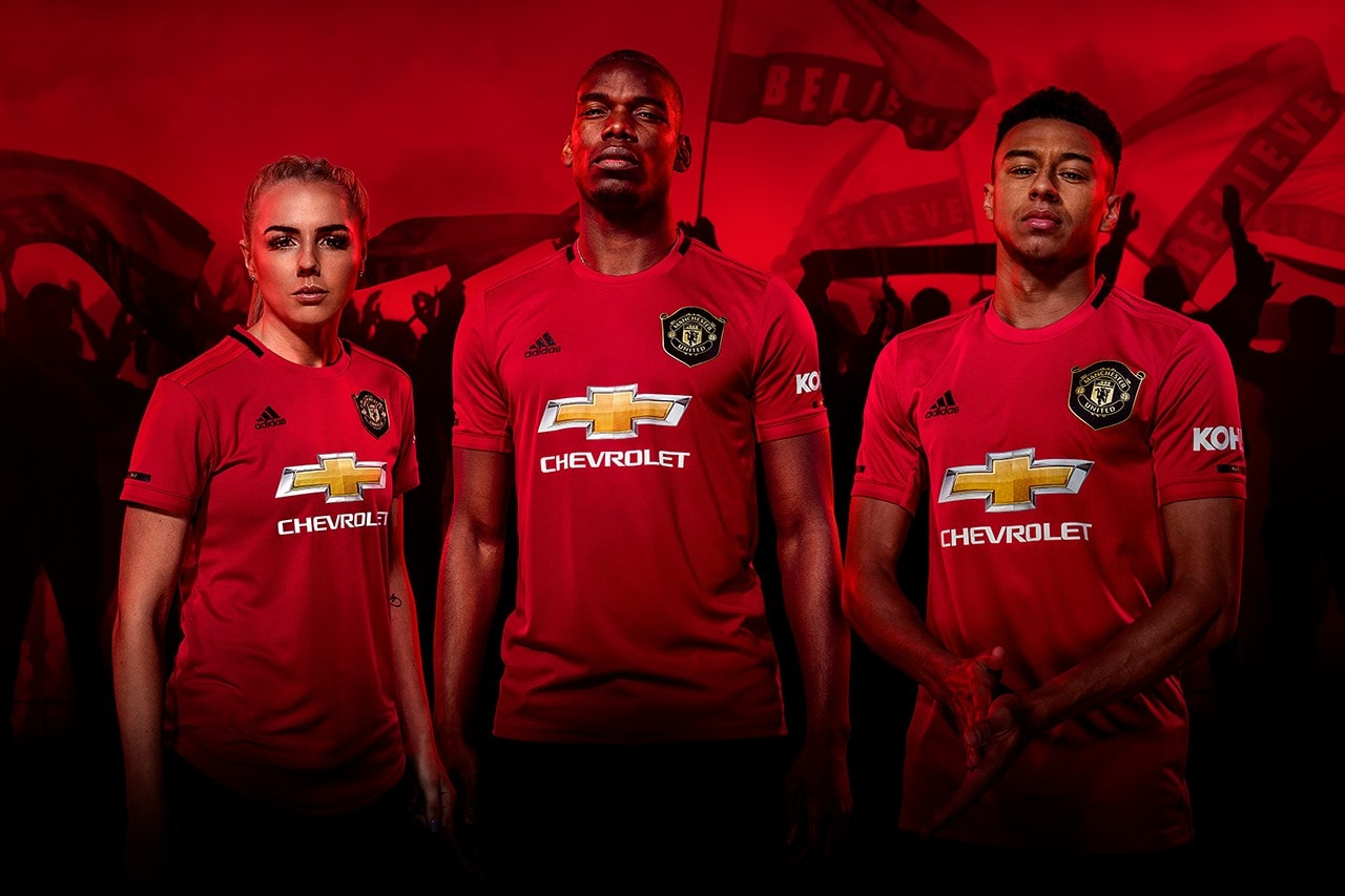 Nike and Adidas revamps classic football jerseys