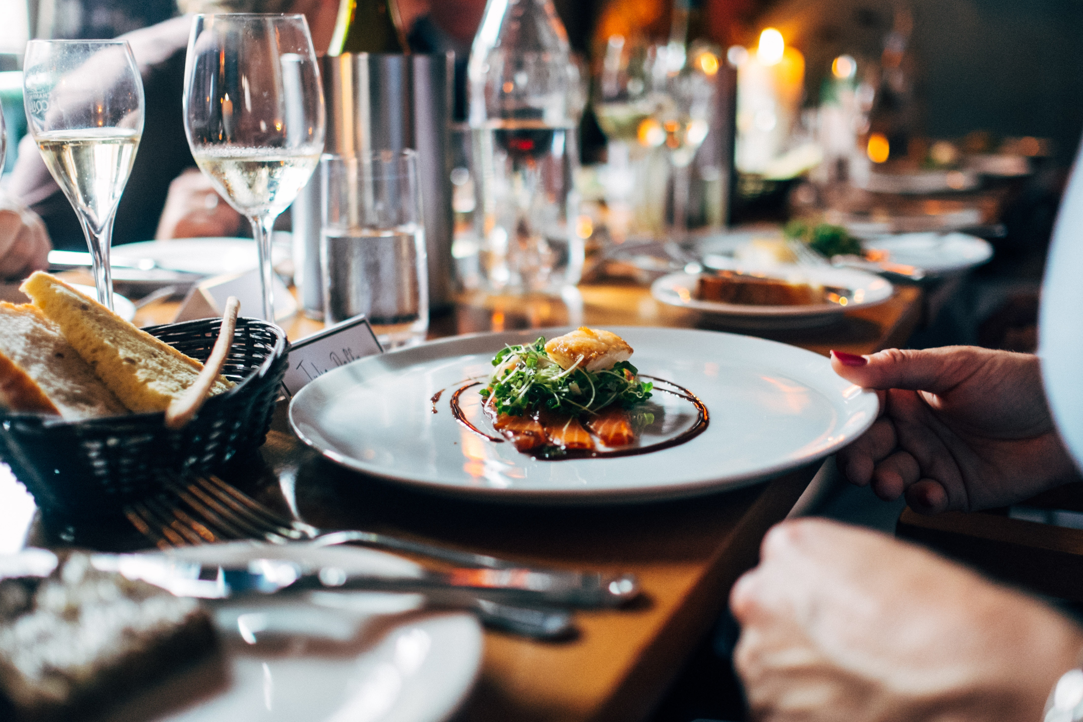 Dining out can be a healthy affair. Here's how