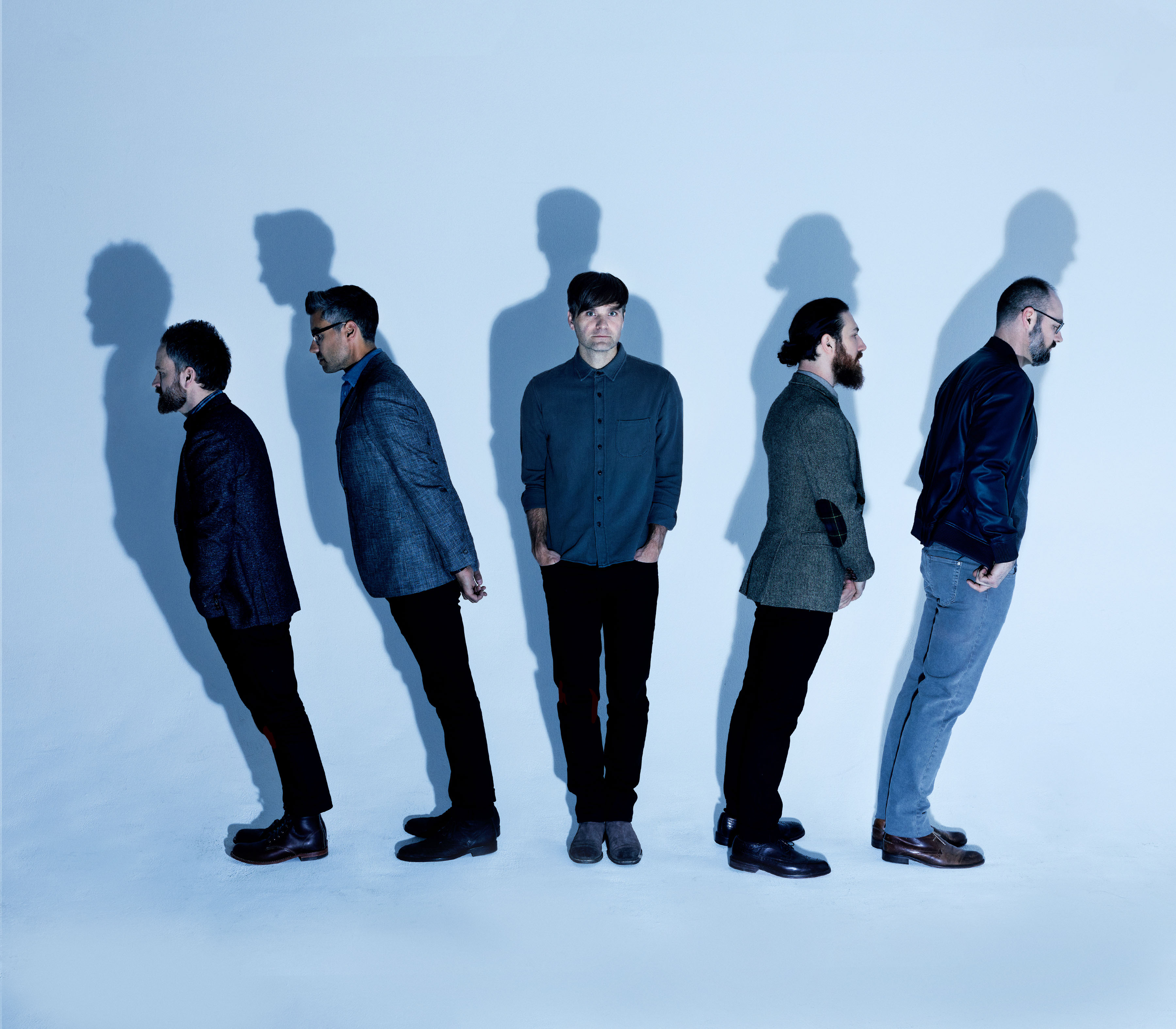 Death Cab for Cutie shared with us their near-death experience, love for cheeseburgers and more