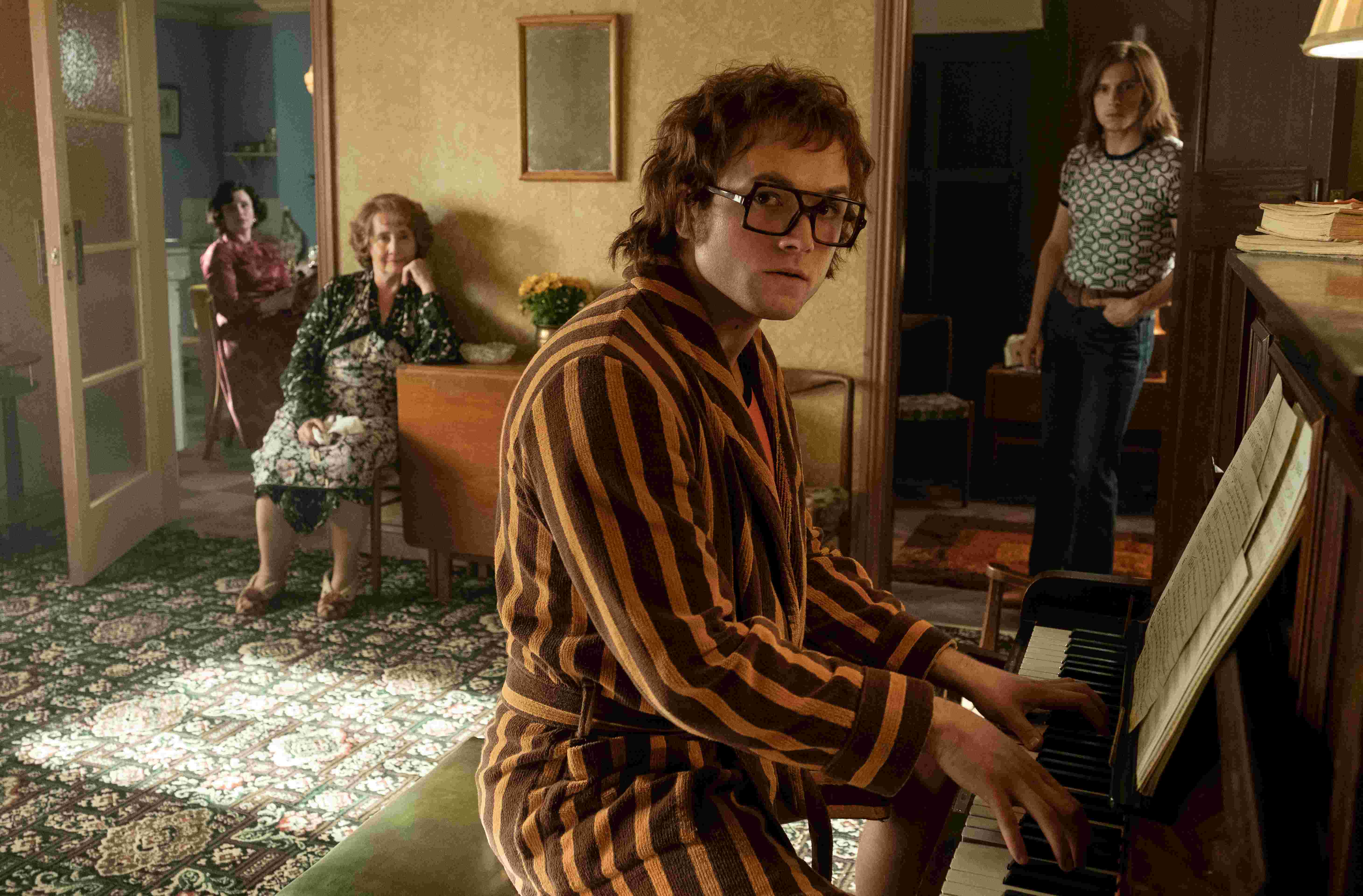 Movie review: Rocketman is an anthem for self-love