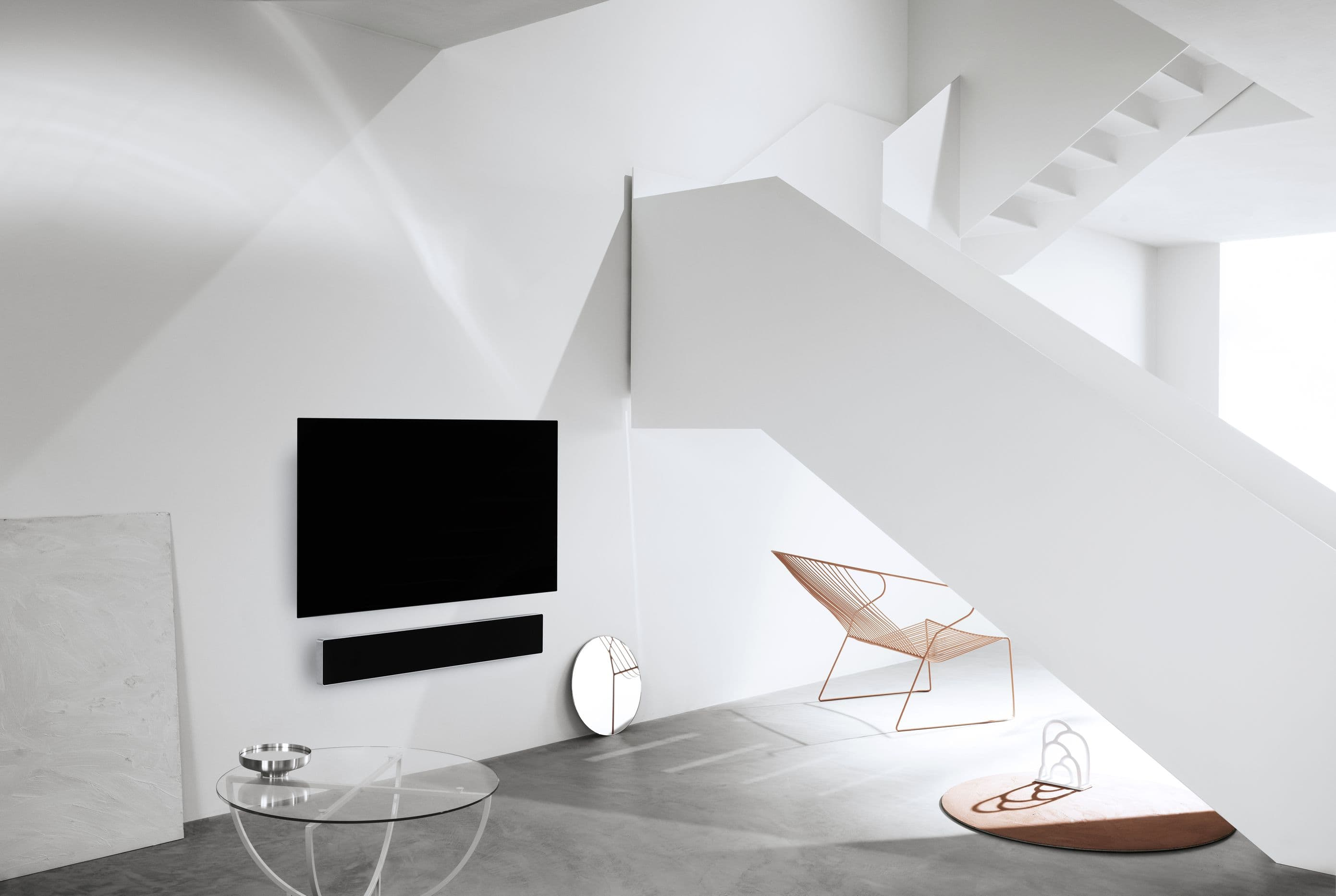 Bang & Olufsen take the Stage with their first soundbar