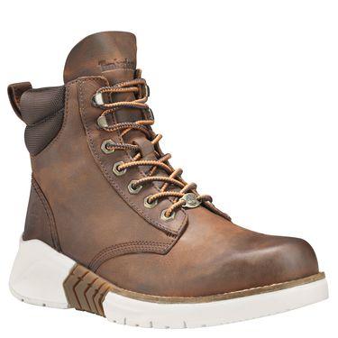 "Timberland's M.T.C.R. 6"" Boot: Wheat Nubuck"