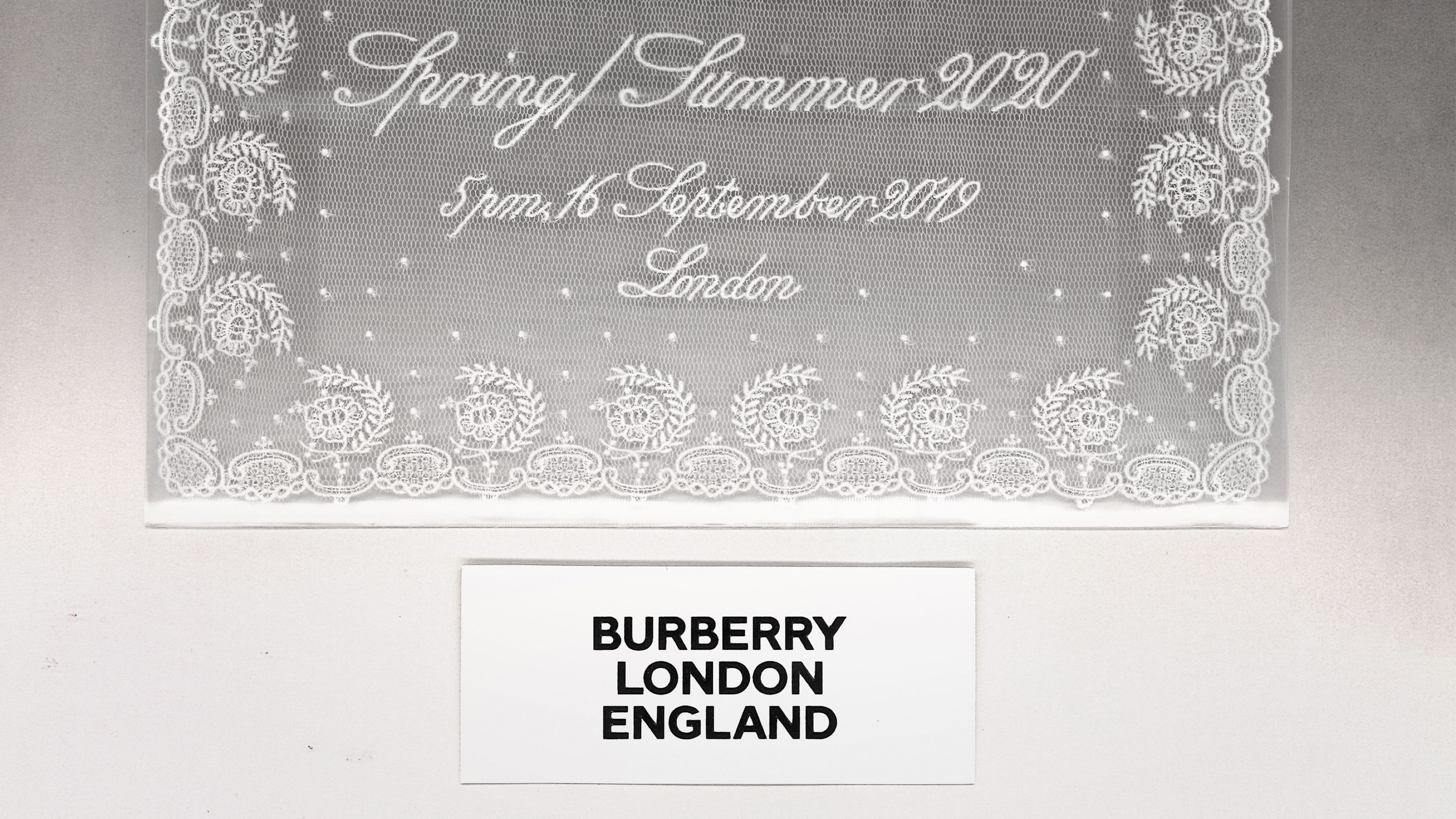 Watch here: The Burberry Spring/Summer 2020 show live from London