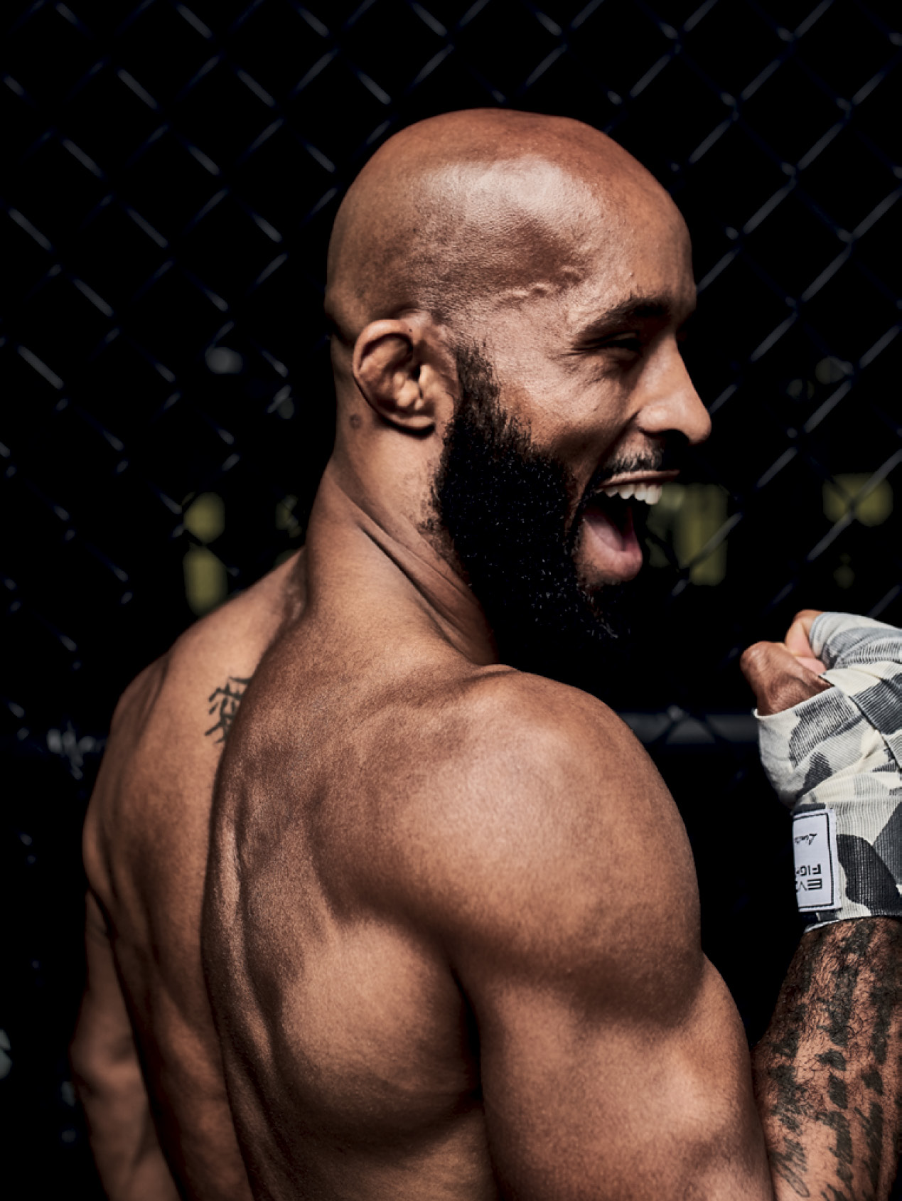 The Friendly Fighter: A moment with MMA world champ, Demetrious Johnson