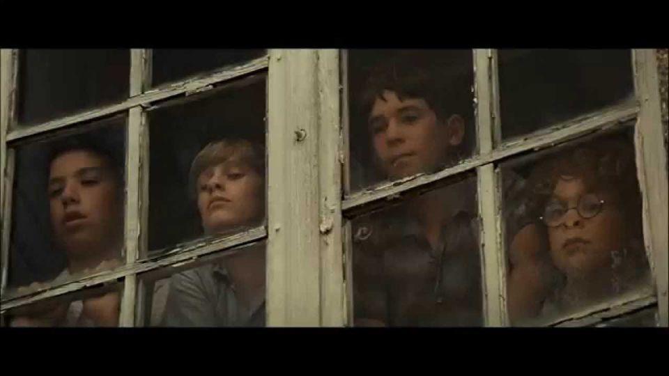 SGIFF's Moonlight Cinema: a still from 'The Chorus'