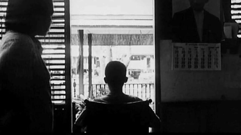 SGIFF's focused-series films: a still from 'Mysterious Object at Noon'
