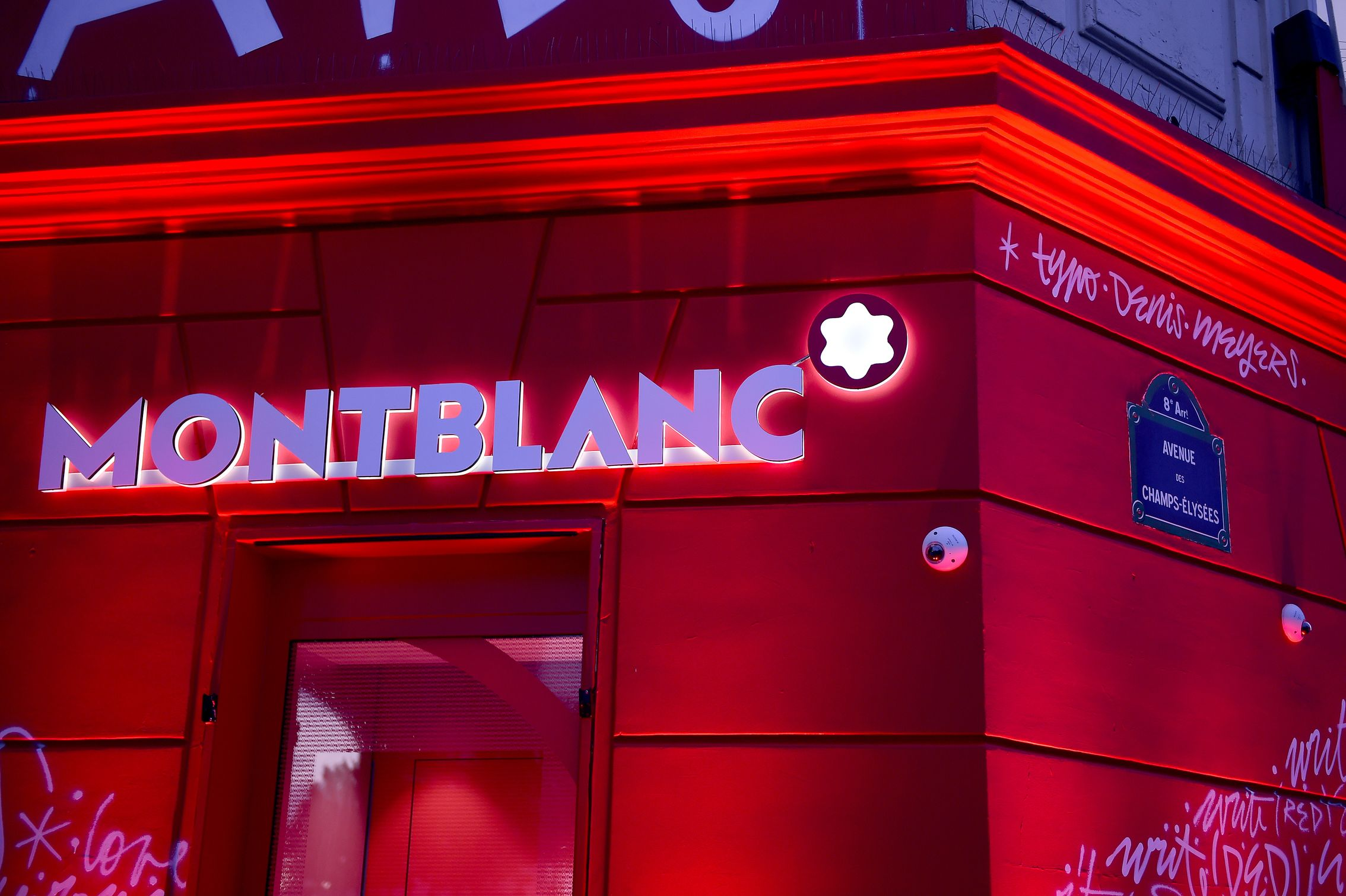 Montblanc's latest RED collection will look to combat HIV/AIDS