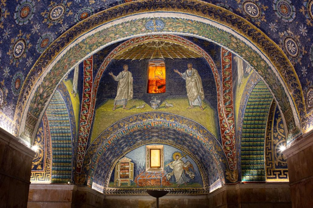 Mausoleo di Galla Placida in Ravenna