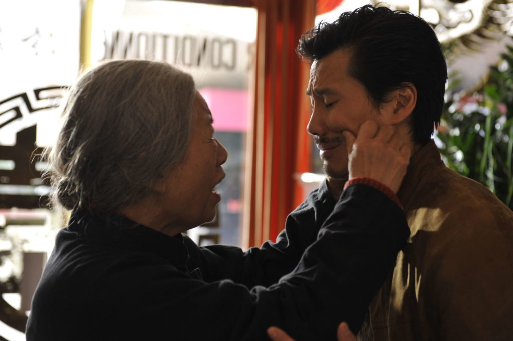 French Film Festival 19', 'Made In China': François getting nagged at by his grandmother.