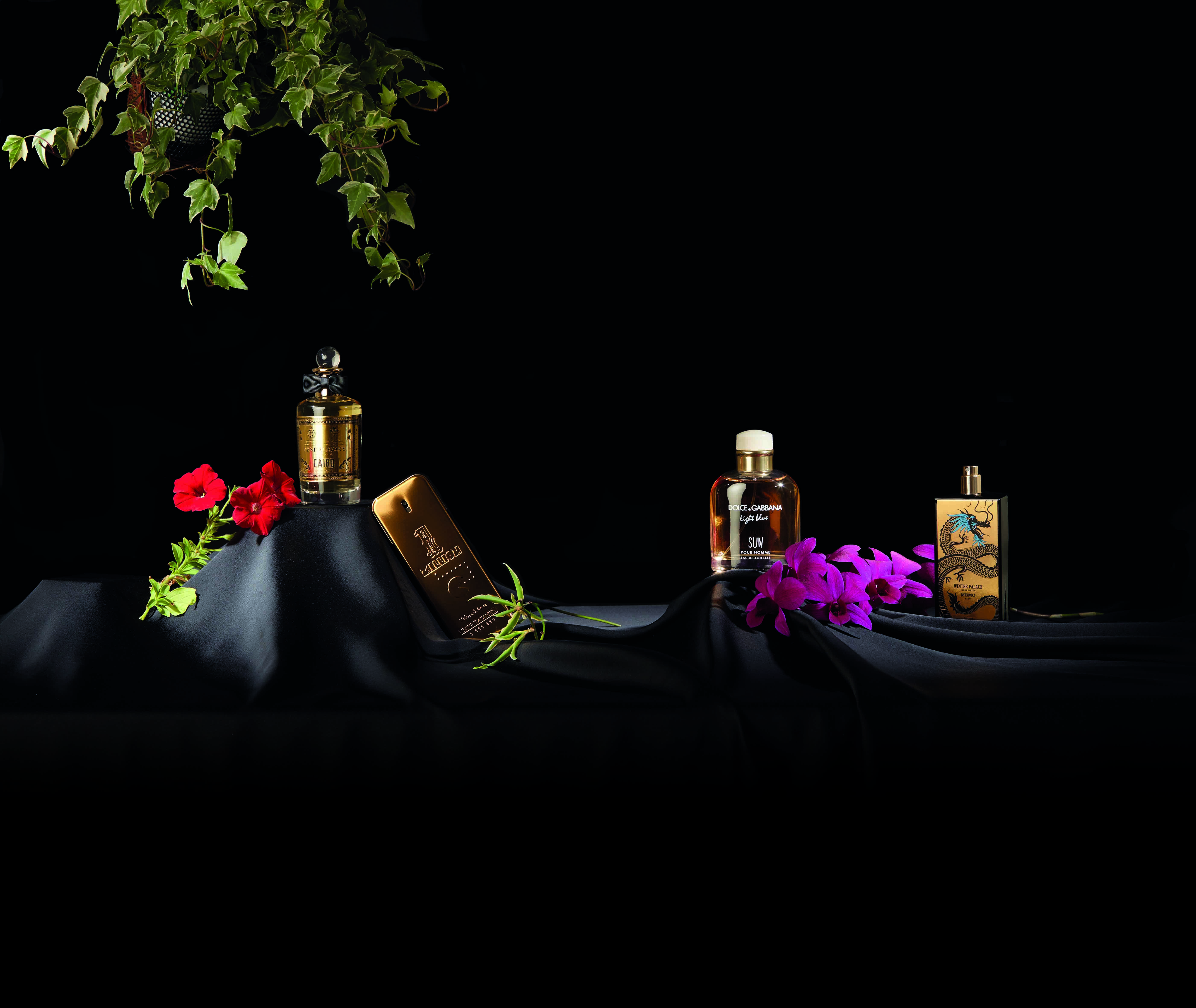 Garden of Treasures: 4 Golden-Themed Fragrances to Use This Year