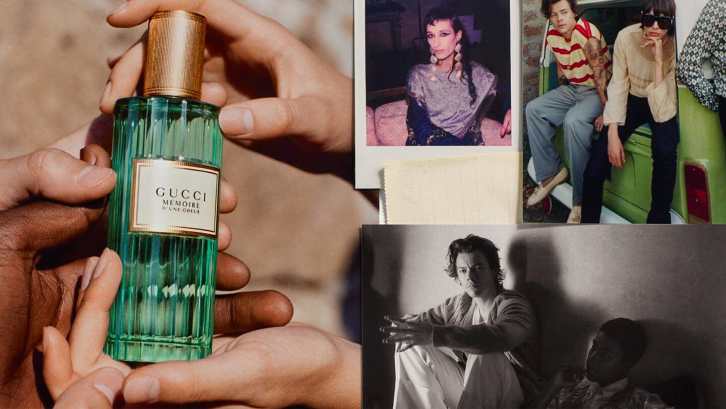 Fashion Scents: Fragrances To Match Your Wardrobe