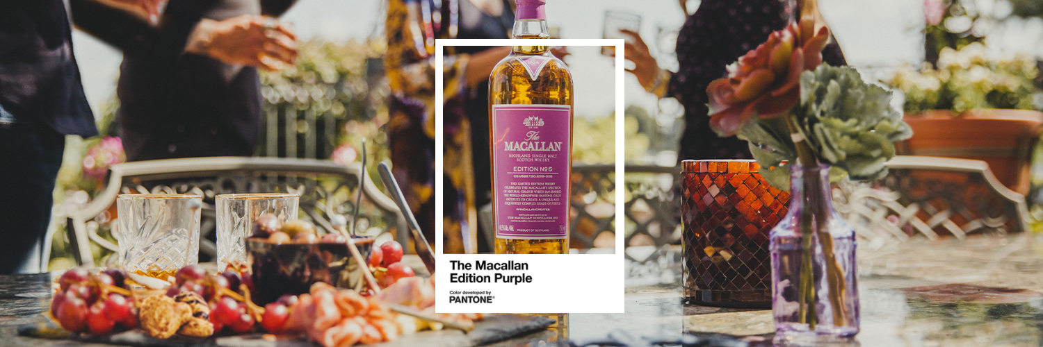 The Macallan Shows its True Colour with the Edition No. 5