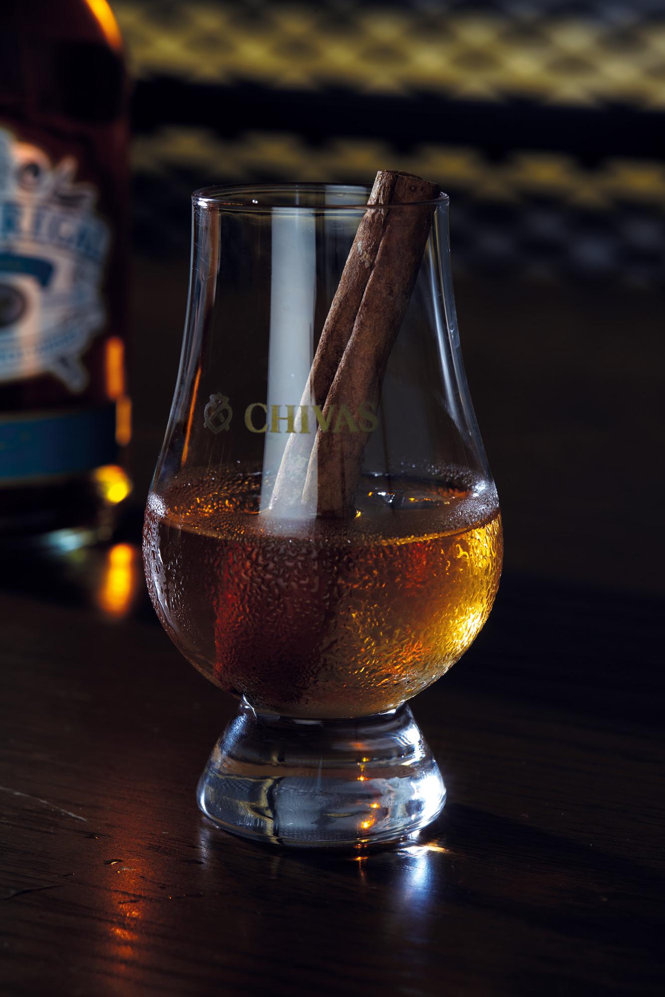 Effortless whisky-based DIY cocktails with Chivas – Part 3